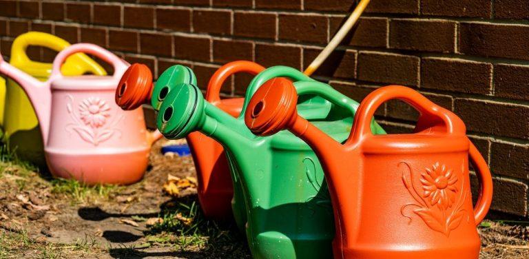 arrosoir arroser ses plantes besoins en eau
