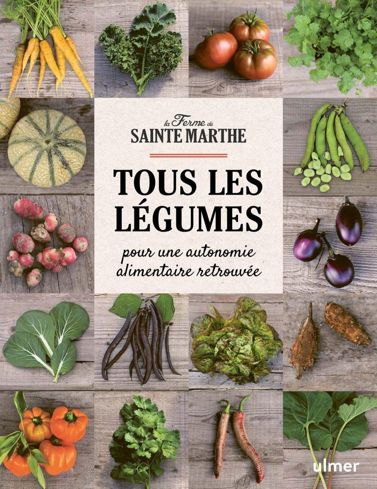 Couverture du livre Ferme de Sainte Marthe Ulmer légumes