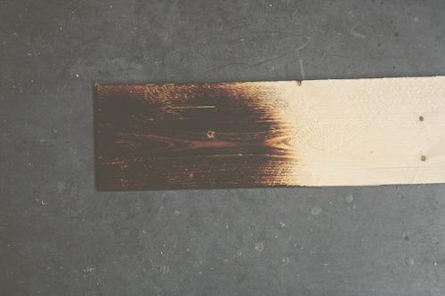 bois brûlé méthode japonaise protection du bois